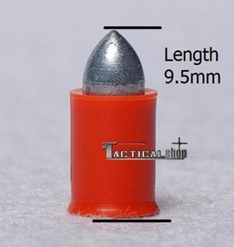Εικόνα της Βολίδες Goal Pointed 4,5mm