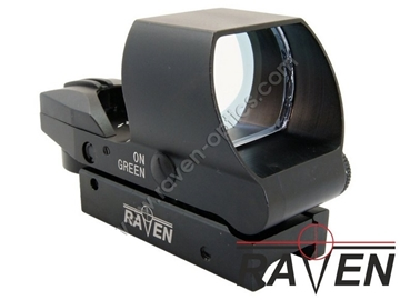 Εικόνα της Raven red dot Navy Point Sight Red - Green