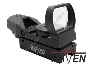 Εικόνα της Raven Open Point Sight Red & Green dot