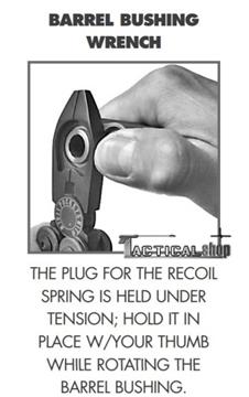 Εικόνα της Πολυεργαλείο Remington 1911 Multitool