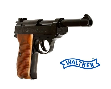 Εικόνα της Αεροβόλο πιστόλι Walther P38 CO2 blow back