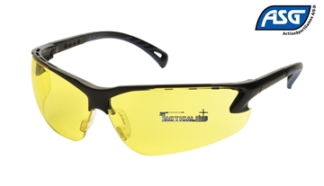 Εικόνα της Γυαλιά ασφαλείας ρυθμιζόμενα κίτρινα