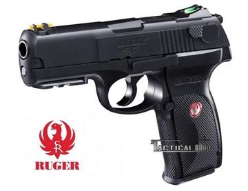 Εικόνα της Airsoft πιστόλι αμπούλας Co2 Ruger P345 6mm