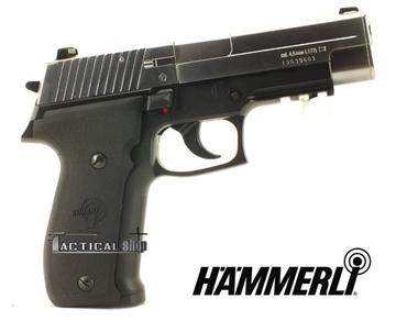 Εικόνα της Αεροβόλο πιστόλι Hammerli S26 Bicolor 4,5mm