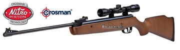 Εικόνα της Aεροβόλο Gas Ram Crosman Vantage Nitro Piston with 4x32 scope 4,5 mm