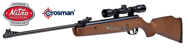 Picture of Aεροβόλο Gas Ram Crosman Vantage Nitro Piston with 4x32 scope 4,5 mm