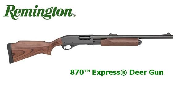 Picture of Καραμπίνα επαναληπτική Remigton 870 Express Deer Gun cal 12