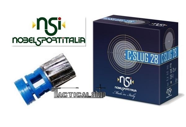 Picture of Σκοπευτικό μονόβολο NSI C- Slug 28 cal 12