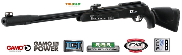 Gas Ram Gamo CFX IGT 4 5 mm fixed barrel