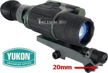 Εικόνα της Μονόκυαλο νυχτερινής όρασης Yukon Spartan 3x42 Scope Kit Night Vision