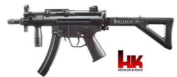Εικόνα της Αεροβόλο οπλοπολυβόλο Ηeckler & Koch MP5 4.5mm co2
