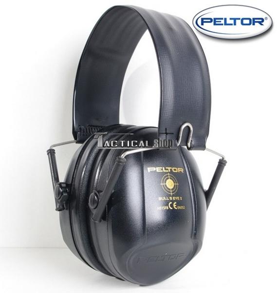 Picture of Ωτοασπίδες Μαύρες Peltor Bull's Eye I