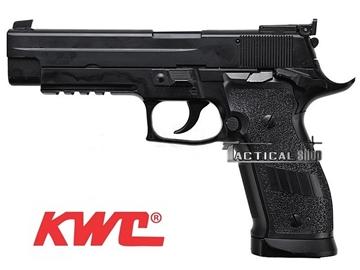 Εικόνα της Αεροβόλο Co2 Kwc P226 S5 Full Metal Blowback 4.5mm