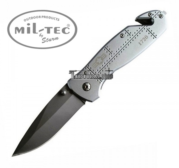 Picture of Σουγιάς διάσωσης Mil tec Rescue Car Knife Airforce