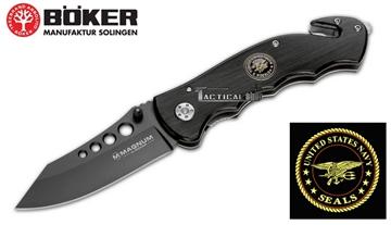Εικόνα της Σουγιάς διάσωσης Boker Magnum Rescue Navy Seals Knife