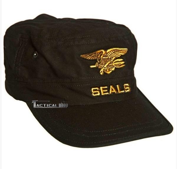 Picture of Nany Seals καπέλο jockey Mil-Tec μαύρο