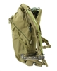 Picture of Σακίδιο Πλάτης & Υδροδοχείο Mil-Tec Water Pack Backpack 3L Μπεζ