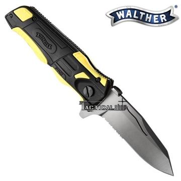 Εικόνα της Σουγιάς Walther Pro Rescue Knife Yellow