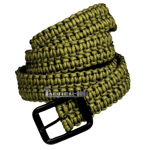 Picture of Ζώνη Μέσης Χακί Paracord Belt Mil-Tec