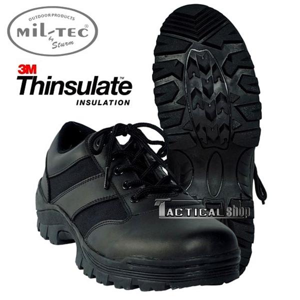 3958c1f47c8 Tacticalshop - Παπούτσια Ασφαλείας Mil-Tec Security Shoes