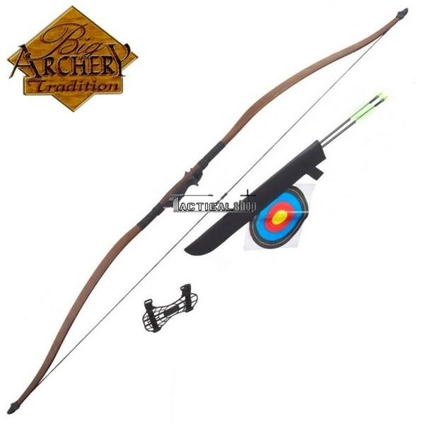 Picture of Τόξο Σετ Σκοποβολής Big Robin Hood Bow 35lbs