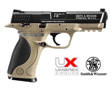 Εικόνα της Αεροβόλο πιστόλι Smith & Wesson M&P 40 TS FDE