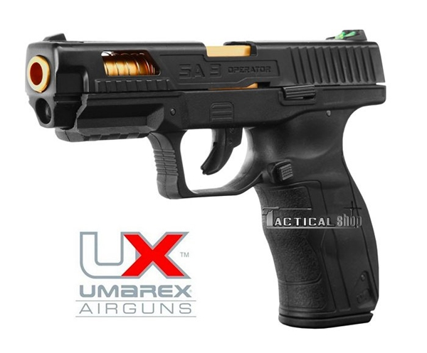 Picture of Αεροβόλο πιστόλι Umarex SA9 Operator Edition Blowback