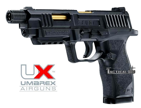 Picture of Αεροβόλο πιστόλι Umarex UX SA10 Blowback