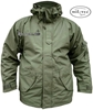 Picture of Μπουφάν Αδιάβροχο Χακί Wet Weather Jacket Mil-Tec