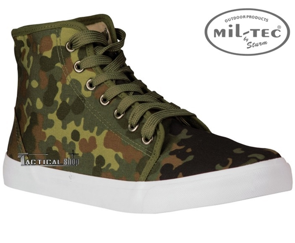 Picture of Αθλητικά παπούτσια παραλλαγής Mil-Tec Flectar Army Sneaker