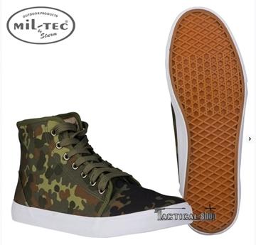 053c084e2a0 Εικόνα της Αθλητικά παπούτσια παραλλαγής Mil-Tec Flectar Army Sneaker ...