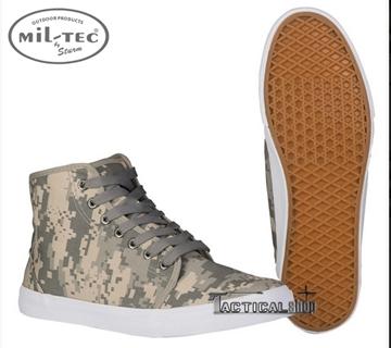 Εικόνα της Αθλητικά παπούτσια παραλλαγής Mil-Tec At-Digital Army Sneaker