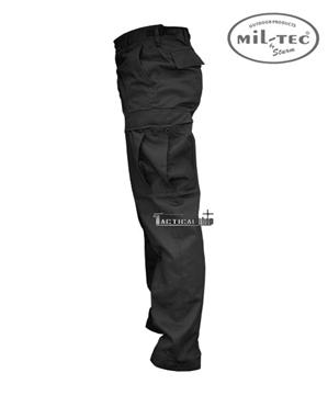 Εικόνα της Παντελόνι US Ranger BDU Style Mil-Tec Μαύρο