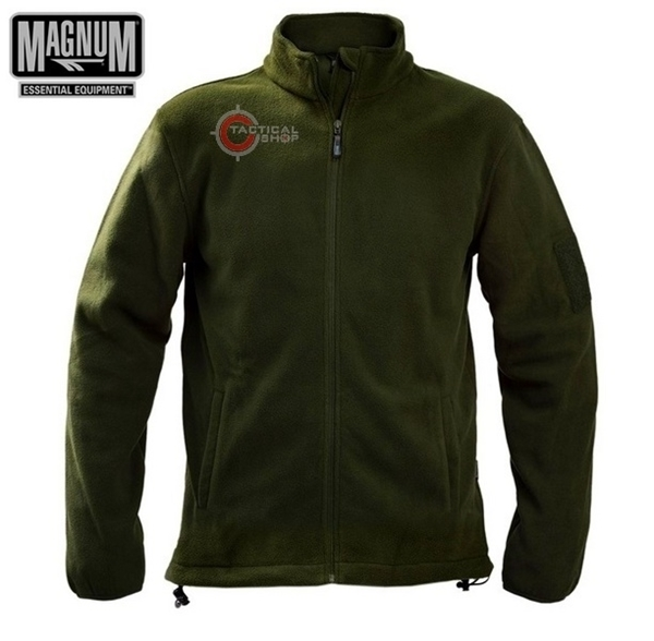 Picture of Ζακέτα Magnum Essential Fleece Χακί