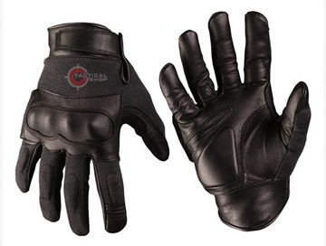 Εικόνα της Γάντια Δέρμα & Kevlar Mil-Tec Tactical Leather Kevlar