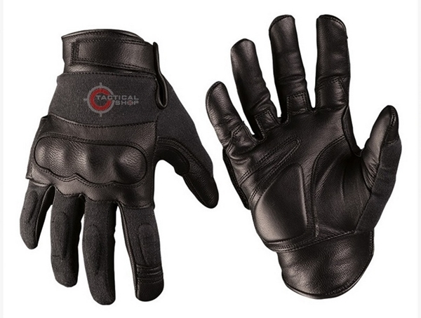Picture of Γάντια Δέρμα & Kevlar Mil-Tec Tactical Leather Kevlar