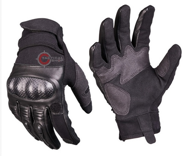 Picture of Γάντια Δέρμα & Πολυαμίδιο Mil-Tec Tactical Leather Gen 2