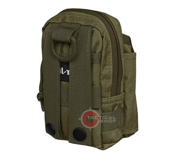 Εικόνα της Τσαντάκι Χακί Mil-Tec Commando Belt Pouch