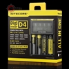 Picture of Φορτιστής Τεσσάρων Θέσεων Nitecore D4 Charger