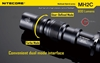Picture of Επαναφορτιζόμενος φακός Nitecore MH2C Multi Task Hybrid 800 Lumens