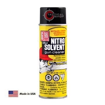 Εικόνα της Καθαριστικό Όπλου Nitro Solvent G96