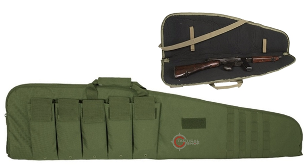 Picture of Θήκη Όπλου Mil-Tec Rifle Case 140cm Χακί