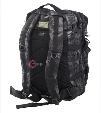 Εικόνα της Σακίδιο πλάτης Mil-Tec Backpack Assault Laser Cut 45L Mandra Night