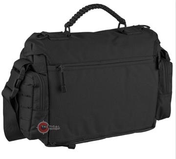 Εικόνα της Τσάντα σακίδιο Ώμου Mil-Tec Tactical Paracord Bag Μαύρη 10L