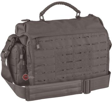 Εικόνα της Τσάντα σακίδιο Ώμου Mil-Tec Tactical Paracord Bag Γκρι 10L