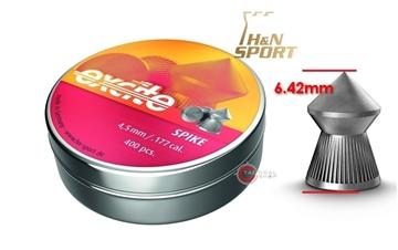 Εικόνα της Βληματάκια Αεροβόλου Excite Spike 4.5mm