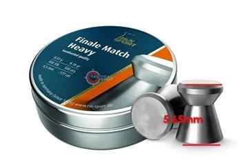 Εικόνα της Βληματάκια Αεροβόλου H&N Finale Match Heavy 4.5mm