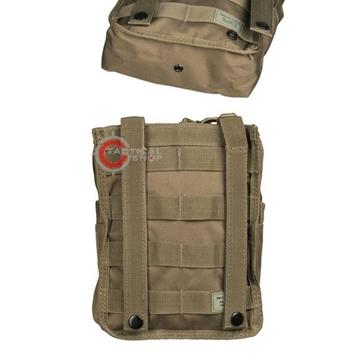 Εικόνα της Τσαντάκι γενικής χρήσης XL Mil-tec Molle Belt Pouch Μπεζ