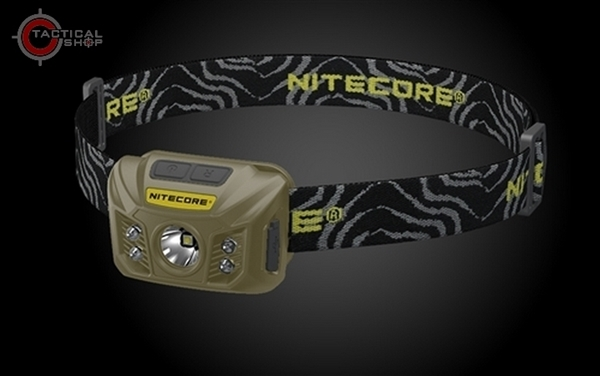 Picture of Επαναφορτιζόμενος Φακός Κεφαλής Led Nitecore NU30 Army Green