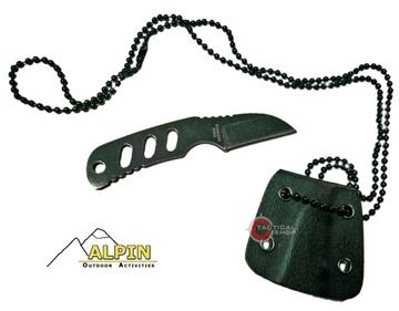 Εικόνα της Μαχαίρι Λαιμού Alpin Stonewash